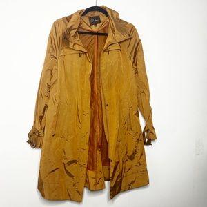 Cole Haan Rain Coat with Hood
